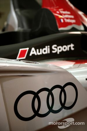 The new progressive design for the Audi R15 TDI 2010, by Audi Design Team