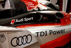 Le nouveau design novateur de la Audi R15 TDI 2010, par le Audi Design Team