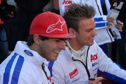 Tom Onslow-Cole en Tom Chilton Team AON
