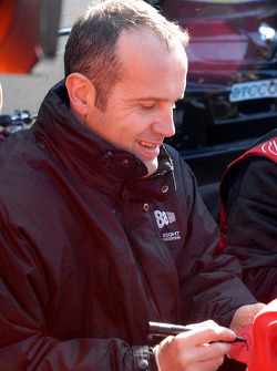 Fabrizio Giovanardi Triple Eight Racing