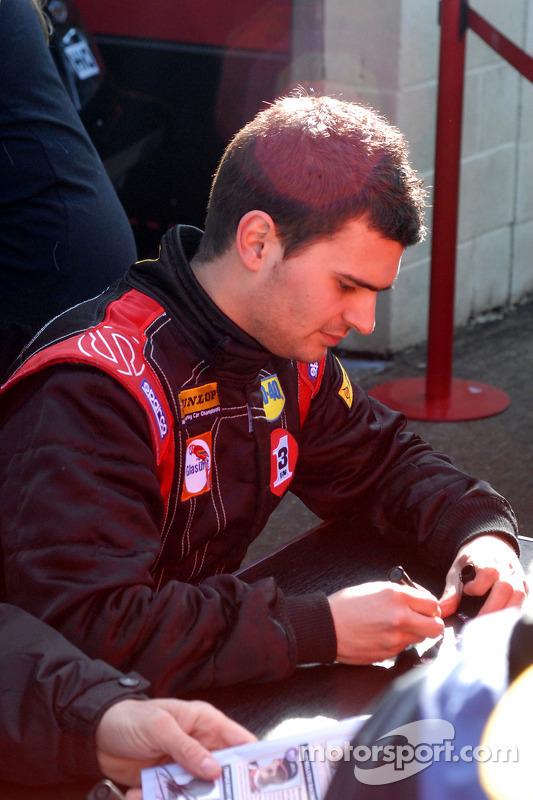 Phil Glew Triple Eight Racing