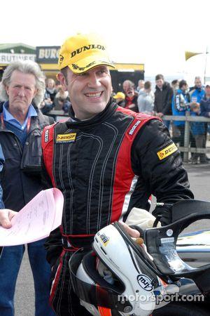Fabrizio Giovanardi Triple Eight Racing