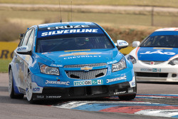 Jason Plato Silverline Chevrolet Cruze