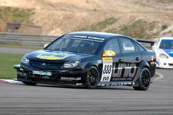 Fabrizio Giovanardi Triple Eight Racing Vauxhall Vectra