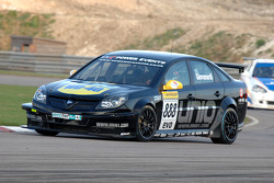 Fabrizio Giovanardi Triple Eight Racing Vauxhall Vectra