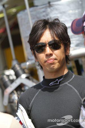 #3 Hasemi SportTomica Z: Masataka Yanagida