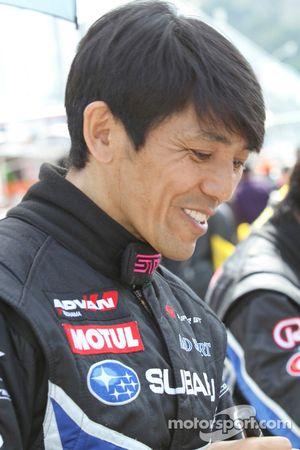 #62 R&d Sport Legacy B4:Tetsuya Yamamoto