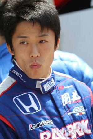 #100 Raybrig FSV-010: Takuya Izawa