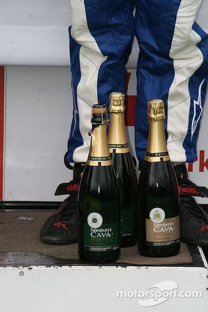 Champagne supplies