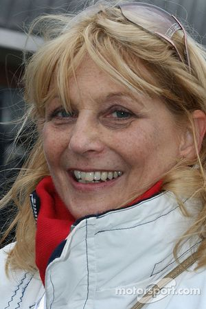 Rupert Svendsen-Cook's mother