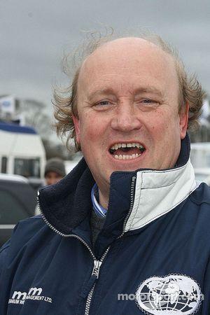 Rupert Svendsen-Cook's father