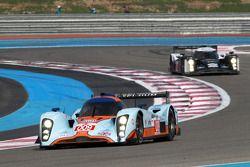 #009 Aston Martin Racing Lola Aston Martin: Adrian Fernetez, Harold Primat, Stefan Mücke