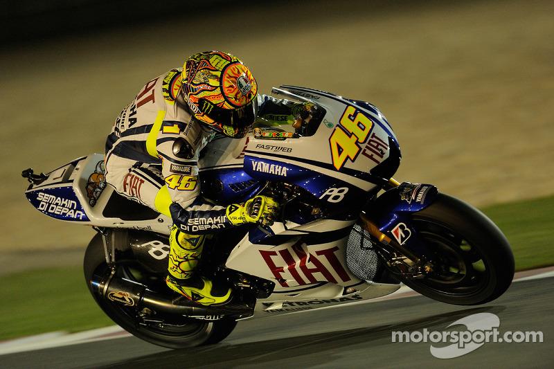 2010. Valentino Rossi (Yamaha)