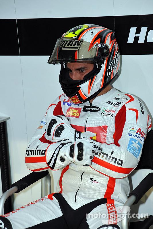 Marco Melandri, San Carlo Honda Gresini