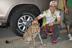 Mika Kallio, Pramac Racing Team met cheetah