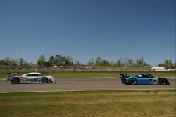 #6 Michael Shank Racing Ford Riley: Brian Frisselle, Michael Valiante, #59 Brumos Racing Porsche Ril