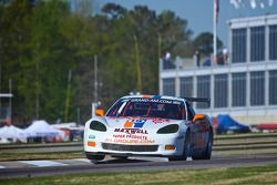 #19 Matt Connolly Motorsports Corvette: Ryan Eversley, Andy Lally