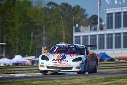 #19 Matt Connolly Motorsports Corvette: Ryan Eversley, Andy Lally