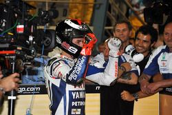 2de plaats Jorge Lorenzo, Fiat Yamaha Team