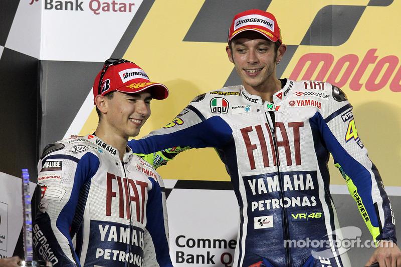 GP de Qatar 2010 - Victoria de Rossi por delante de Lorenzo
