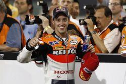 Третье место - Андреа Довициозо, Repsol Honda Team