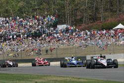 Will Power, Team Penske devant au départ