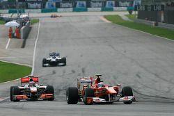 Фернандо Алонсо, Ferrari