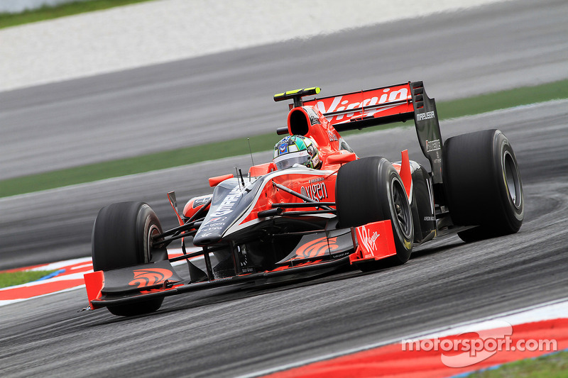 Virgin/Marussia/Manor F1 (2010-2016)