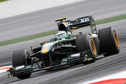 Heikki Kovalainen, Lotus-Cosworth