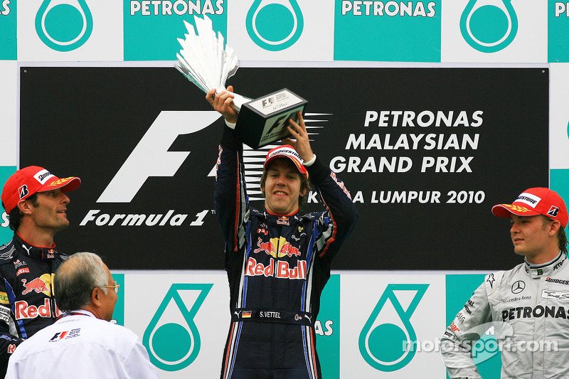 #2 Sebastian Vettel (48 victorias en la década)