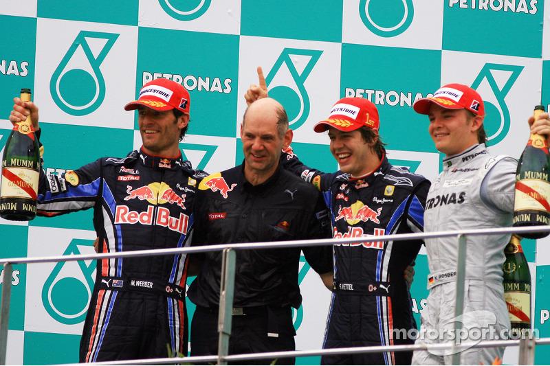 3 (2010) GP de Malasia Tercer lugar