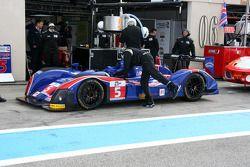 #5 Beechdean Mansell Ginetta-Zytek 09S