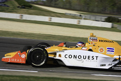 Bertrand Baguette, Conquest Racing