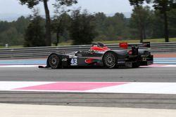 #43 Dams Formula Le Mans - Oreca 09: Andrea Barlesi, Alessetro Cicognani, Gary Chaleton