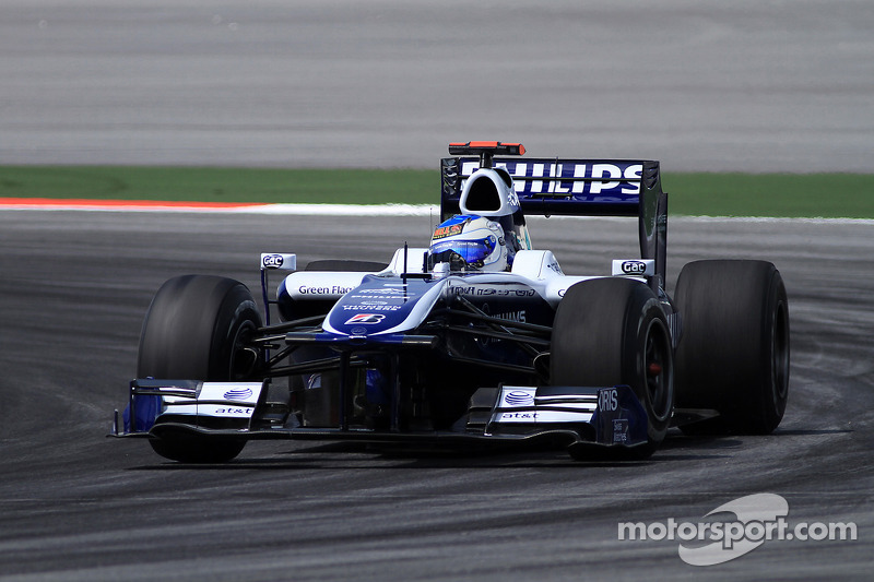 1. Rubens Barrichello - 322 arranques