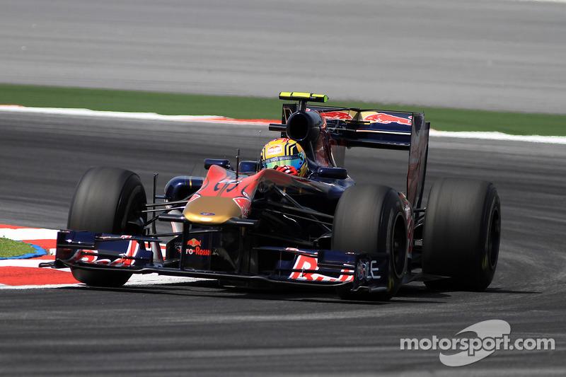 Jaime Alguersuari: 46 Grand Prix'nin 10'undan puanla ayrıldı
