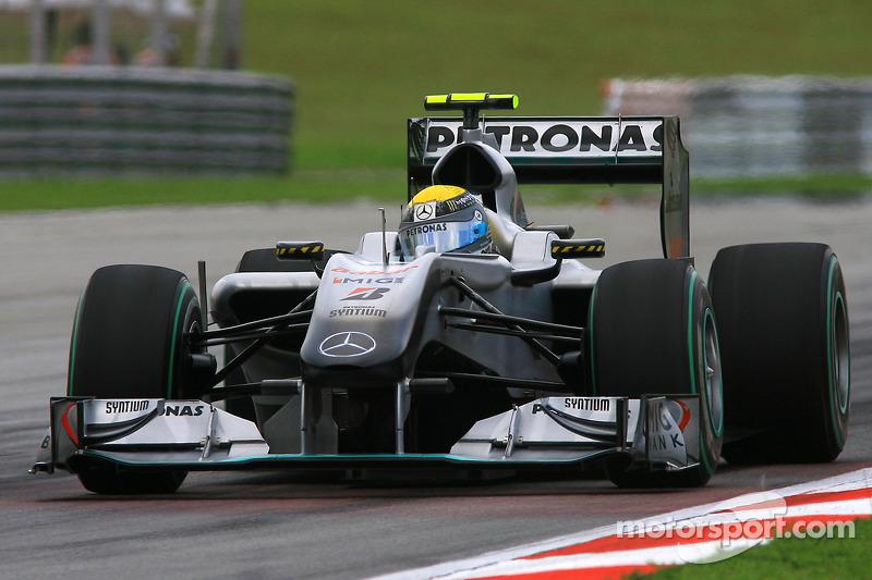 Nico Rosberg (2010-2016)