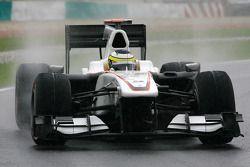 Pedro de la Rosa, BMW Sauber-Ferrari