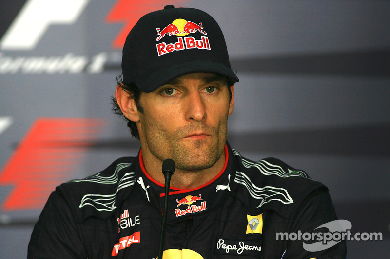 8. Mark Webber - 9 victorias