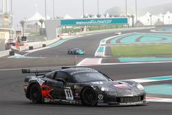 #11 Mad-Croc Racing Corvette Z06: Xavier Maassen, Alex Müller