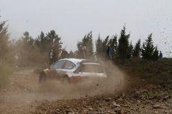 Sébastien Loeb en Daniel Elena, Citroën C4, Citroën Total World Rally Team