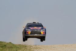 Кими Райкконен и Кай Линдстрём, Citroën C4 WRC, Citroën Junior Team