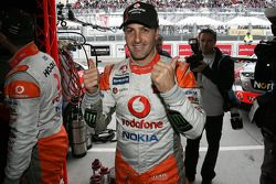 Jamie Whincup réalise la pole position pour la course 1 du Hamilton 400