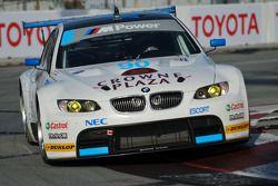 #90 BMW Rahal Letterman Racing Team BMW E92 M3: Dirk Muller, Joey Het