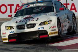 #92 BMW Rahal Letterman Racing Team BMW E92 M3: Bill Auberlen, Tommy Milner