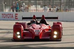 #36 Genoa Racing Oreca FLM09: J.R. Hildebrand, Tom Sutherland