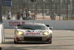 #40 Robertson Racing Doran Design Ford GT: David Robertson, David Murry