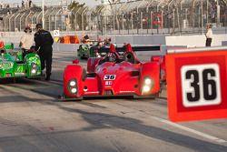 #36 Genoa Racing Oreca FLM09: J.R. Hildebret, Tom Sutherlet