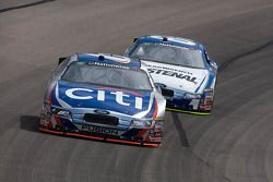 Ricky Stenhouse Jr. leads Carl Edwards