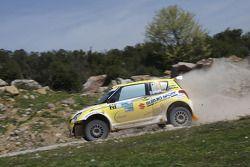 Aaron Burkart and Michael Koelbach, Suzuki Swift S1600